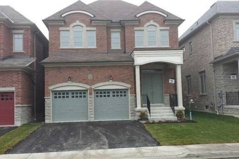 House for rent at 46 Meadowsweet Ln Richmond Hill Ontario - MLS: N4697765