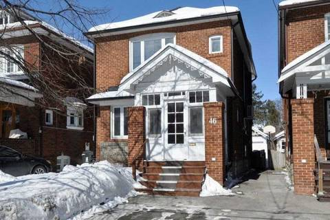 House for sale at 46 Melrose Ave Toronto Ontario - MLS: C4694934