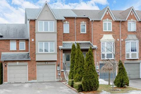 Townhouse for sale at 46 Michelle Dr Vaughan Ontario - MLS: N4391255