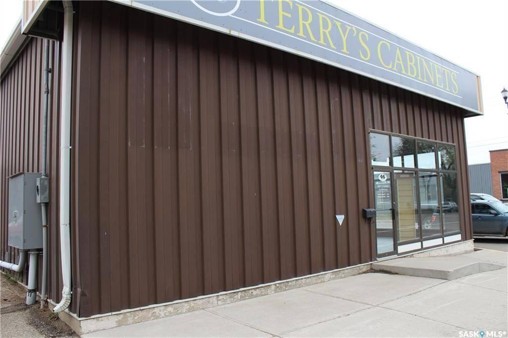 Commercial property for sale at 46 Myrtle Ave N Yorkton Saskatchewan - MLS: SK787153
