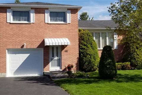 House for sale at 46 Ondrey St Bradford West Gwillimbury Ontario - MLS: N4459064