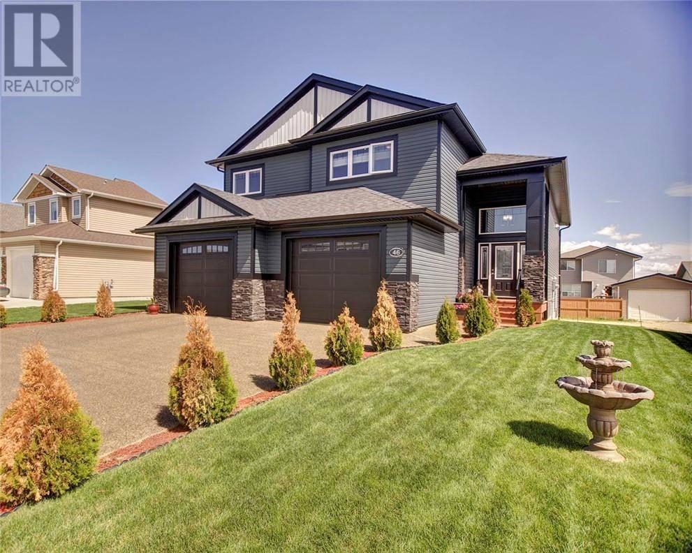 House for sale at 46 Palisades St Blackfalds Alberta - MLS: ca0169566
