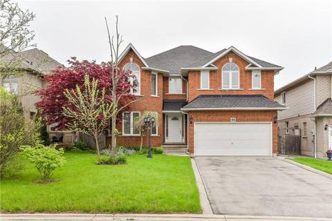 House for sale at 46 Pelham Dr Ancaster Ontario - MLS: H4055069
