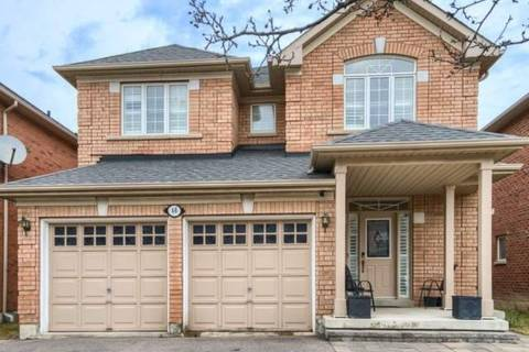 House for sale at 46 Pepperberry Rd Vaughan Ontario - MLS: N4729510