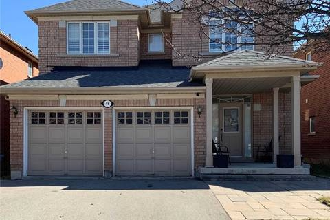 House for sale at 46 Pepperberry Rd Vaughan Ontario - MLS: N4735896