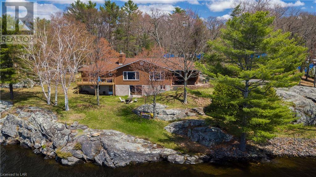 House for sale at 46 Point Pleasant Rd Parry Sound Ontario - MLS: 256083