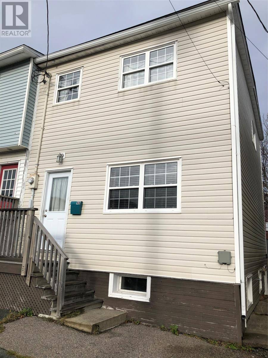 House for sale at 46 Prince Of Wales St St. John's Newfoundland - MLS: 1208840