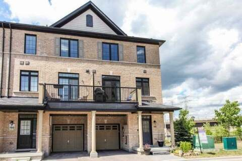Townhouse for sale at 46 Quarrie Ln Ajax Ontario - MLS: E4855883