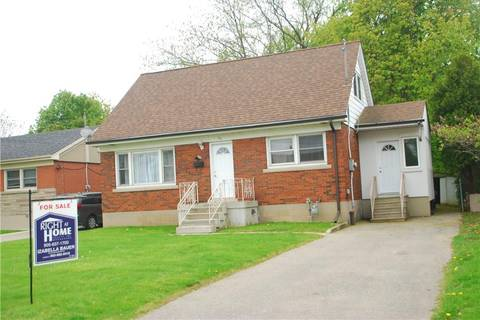 House for sale at 46 Radford St Hamilton Ontario - MLS: H4054187
