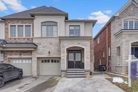 Townhouse for sale at 46 Rising Hill Rdge Brampton Ontario - MLS: W5086312