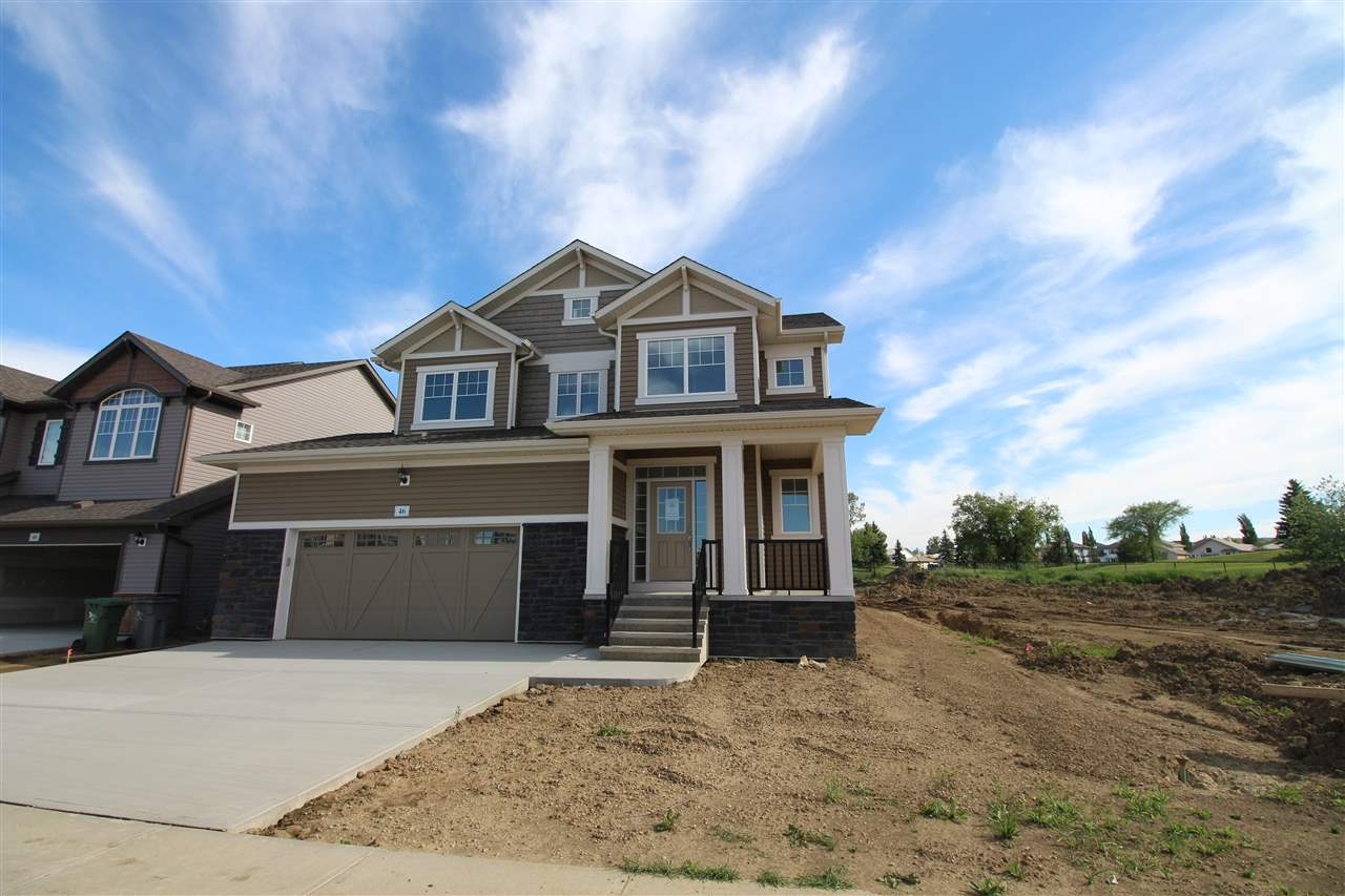 For Sale: 46 Rosemount Boulevard, Beaumont, AB | 3 Bed, 2 Bath House for $599,990. See 1 photos!