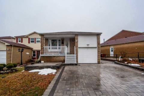 House for sale at 46 Rovinelli Rd Toronto Ontario - MLS: E4662107