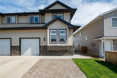 Townhouse for sale at 46 Sandpiper Dr Didsbury Alberta - MLS: A1036594