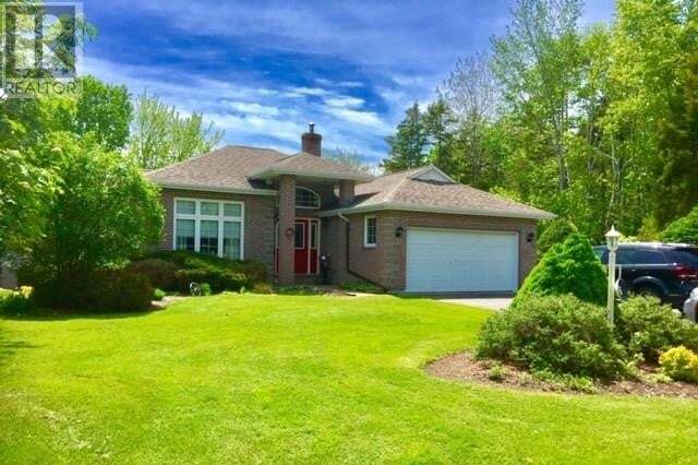 House for sale at 46 Saywood Dr Bible Hill Nova Scotia - MLS: 202010520