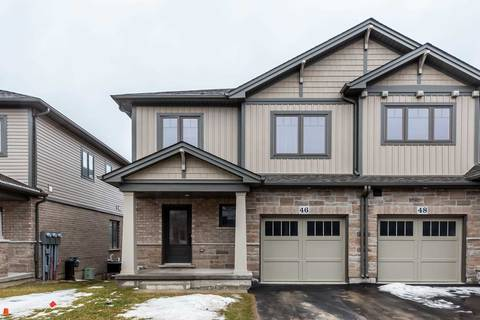 Townhouse for sale at 46 Severino Circ West Lincoln Ontario - MLS: X4722709