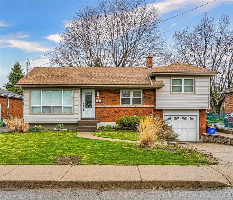 House for sale at 46 Sherwood Ri Hamilton Ontario - MLS: H4076127