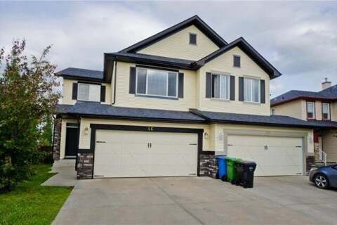 Townhouse for sale at 46 Silverado Range Ht Southwest Calgary Alberta - MLS: C4306254