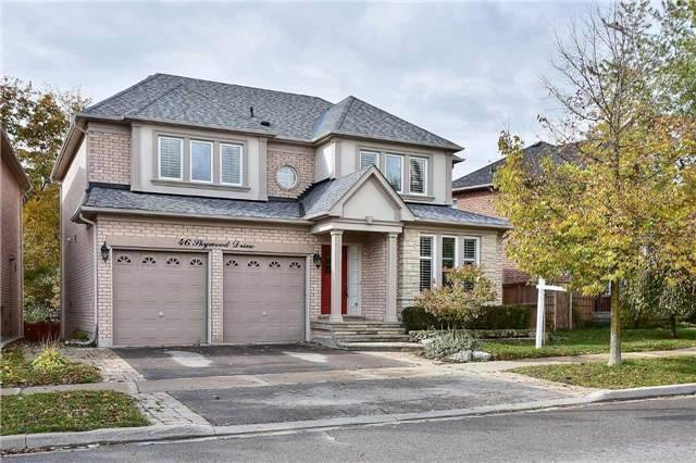 House for sale at 46 Skywood Drive richmond hill Ontario - MLS: N4288699