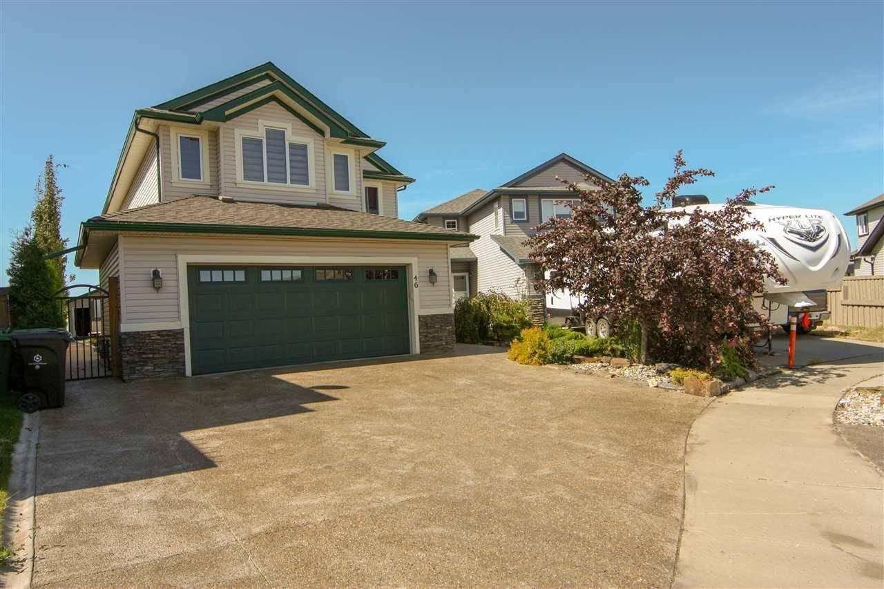 House for sale at 46 Sonora Cres Fort Saskatchewan Alberta - MLS: E4189521
