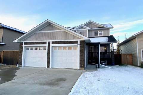 House for sale at 46 Spruce Rd Whitecourt Alberta - MLS: A1043157