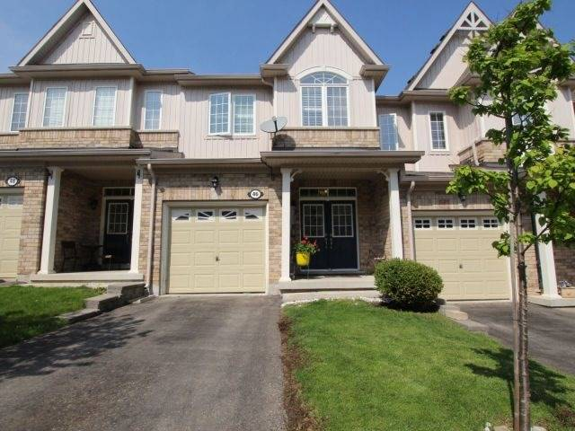 For Sale: 46 Sutcliff Lane, Halton Hills, ON | 3 Bed, 3 Bath Townhouse for $635,000. See 20 photos!