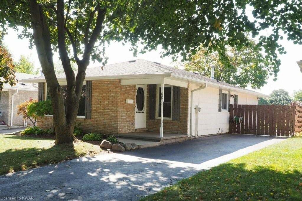 House for sale at 46 The Green Wy Cambridge Ontario - MLS: 40027296