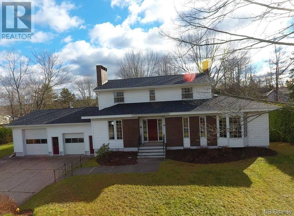 Townhouse for sale at 46 Tilley St Hampton New Brunswick - MLS: NB023350