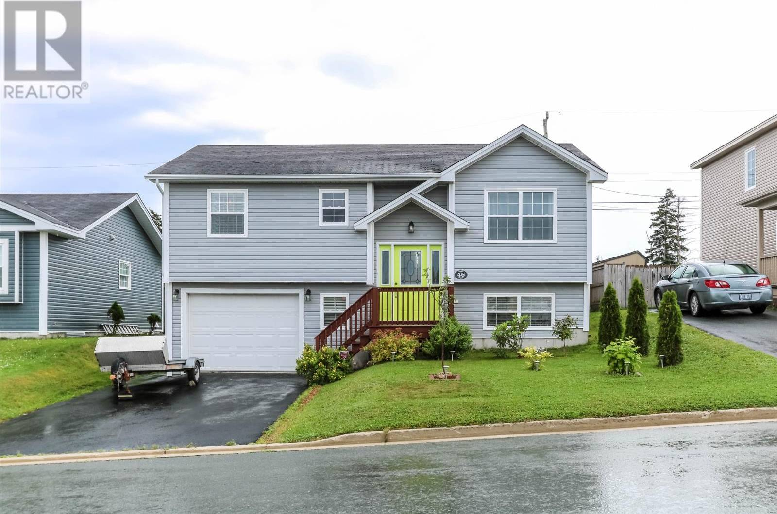 House for sale at 46 Toslo St Paradise Newfoundland - MLS: 1211371