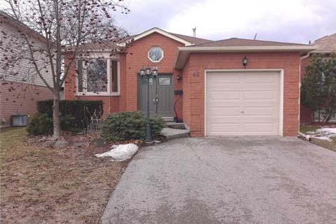 House for sale at 46 Ward Dr Barrie Ontario - MLS: S4724615