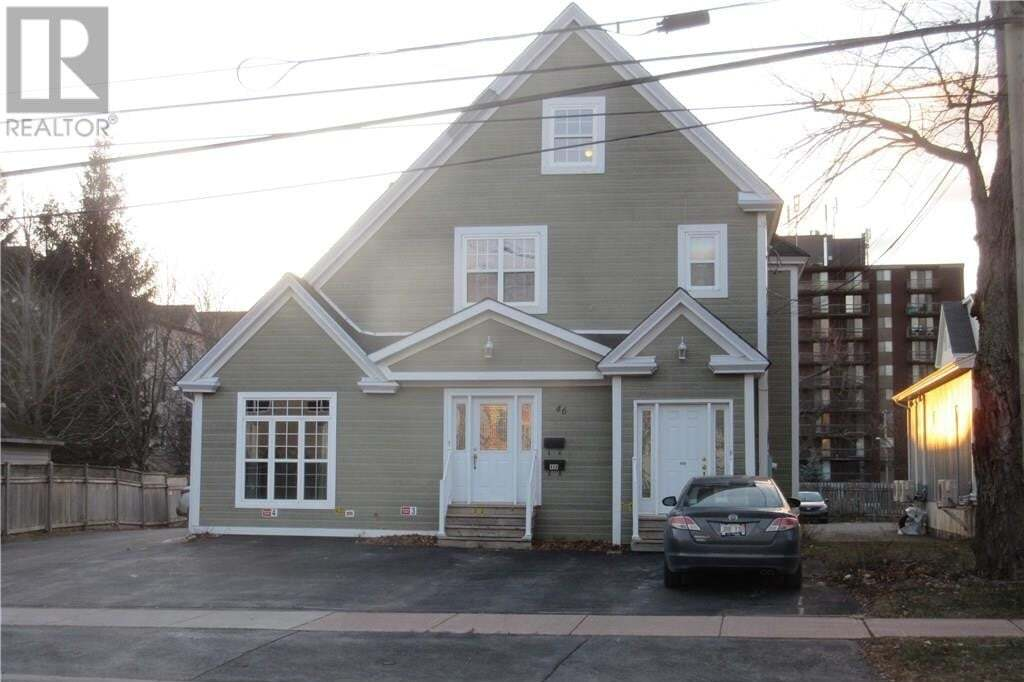 Townhouse for sale at 46 Weldon St Moncton New Brunswick - MLS: M126594