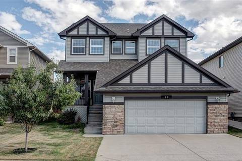 House for sale at 46 Westmount Wy Okotoks Alberta - MLS: C4254448