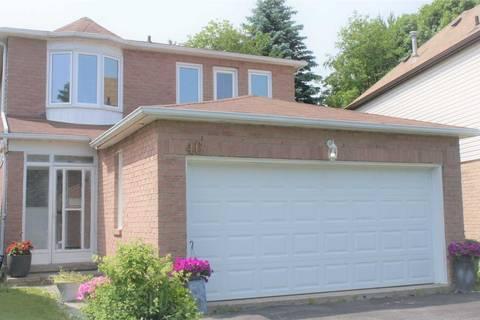 House for rent at 46 Wheeling Dr Toronto Ontario - MLS: E4516620