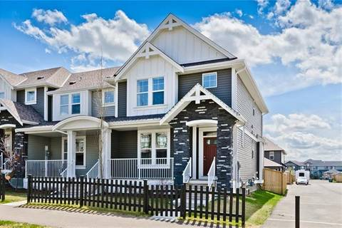 Townhouse for sale at 46 Williamstown Gr Northwest Airdrie Alberta - MLS: C4245400