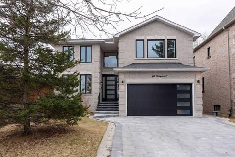 House for sale at 46 Yongehurst Rd Richmond Hill Ontario - MLS: N4423959