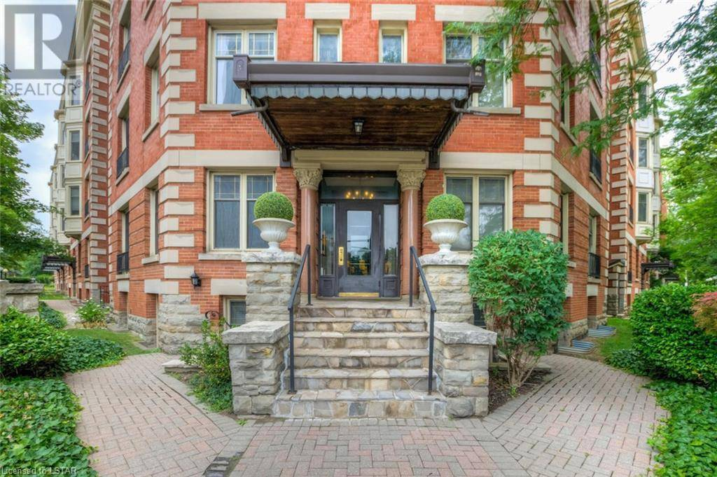 Condo for sale at 204 Wellington St Unit 460 London Ontario - MLS: 210490