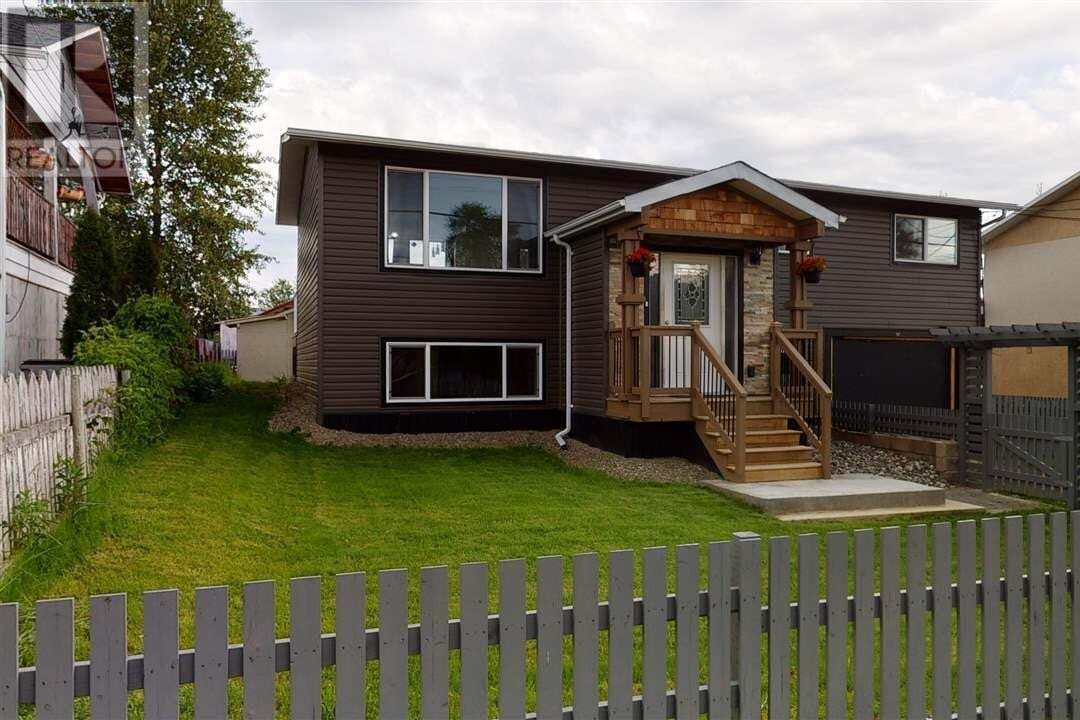 House for sale at 460 Baker Dr Quesnel British Columbia - MLS: R2459606