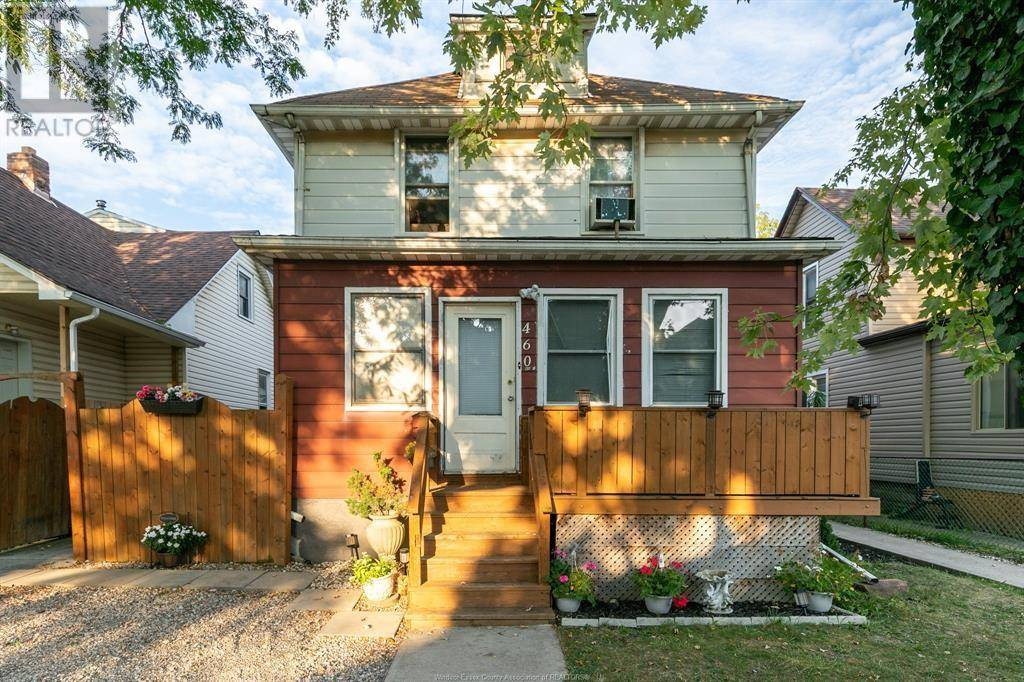 House for sale at 460 Caron  Windsor Ontario - MLS: 20000422
