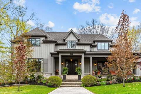 House for sale at 460 Morrison Rd Oakville Ontario - MLS: W4765756