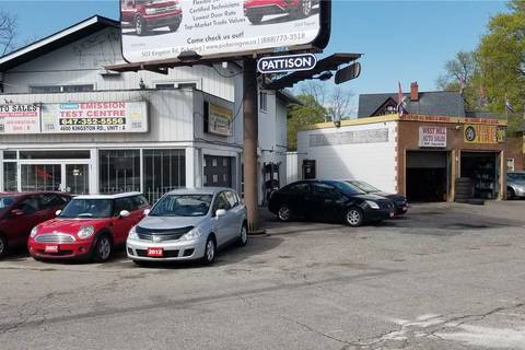 Commercial property for lease at 4600 Kingston Rd Toronto Ontario - MLS: E4453667