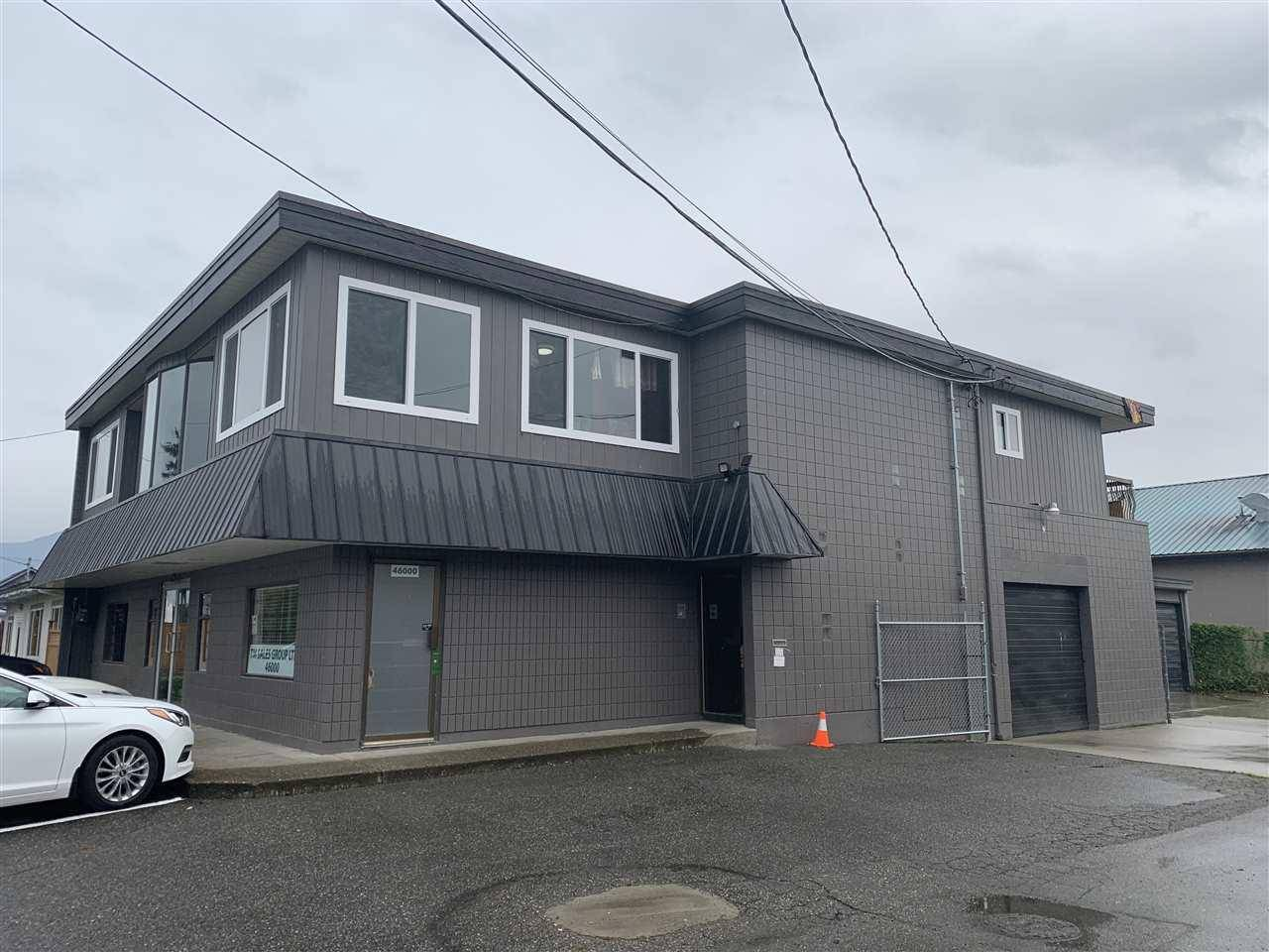Commercial property for sale at 46000 Fifth Ave Chilliwack British Columbia - MLS: C8028913