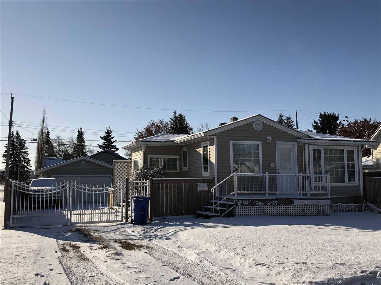 House for sale at 4601 53 Ave Wetaskiwin Alberta - MLS: E4174820