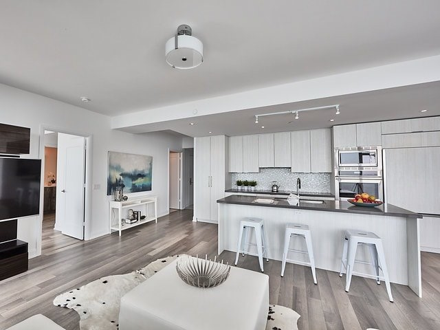 For Sale: 4601 - 56 Annie Craig Drive, Toronto, ON | 2 Bed, 3 Bath Condo for $1,428,000. See 20 photos!