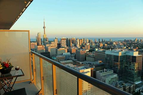 Home for sale at 832 Bay St Unit 4601 Toronto Ontario - MLS: C4421907