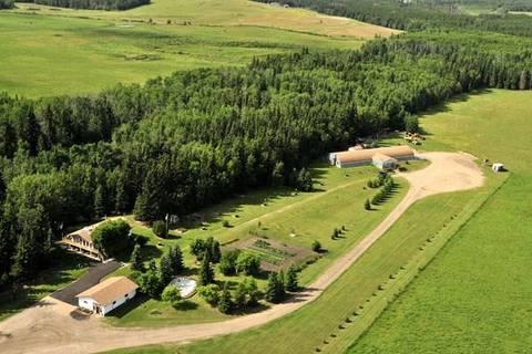 House for sale at 46014 Twp Rd Rural Bonnyville M.d. Alberta - MLS: E4003452