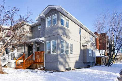 Townhouse for sale at 4602 17 Ave Northwest Calgary Alberta - MLS: C4280558