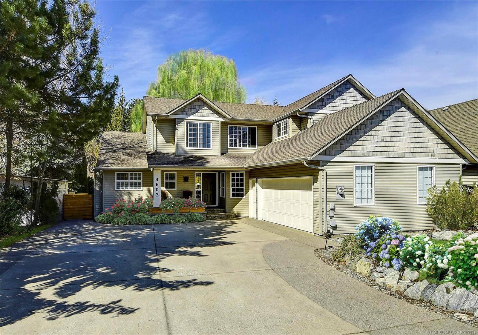 House for sale at 4602 Mcclure Rd Kelowna British Columbia - MLS: 10202531