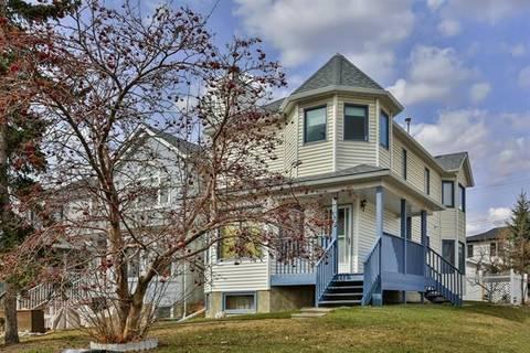 House for sale at 4602 Montgomery Ave Northwest Calgary Alberta - MLS: C4238477