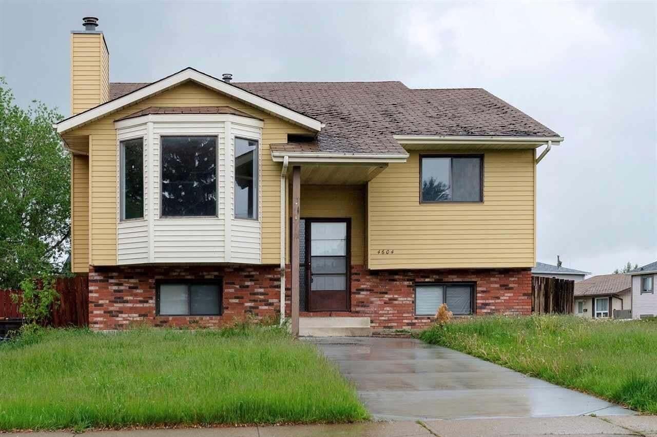 House for sale at 4604 37 Av NW Edmonton Alberta - MLS: E4200724