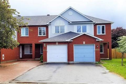 Townhouse for rent at 4604 Ogilvie Walk Cres Ottawa Ontario - MLS: 1156851