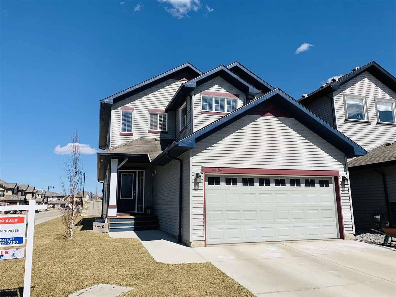 House for sale at 4604 Westcliff Pt Sw Edmonton Alberta - MLS: E4190812